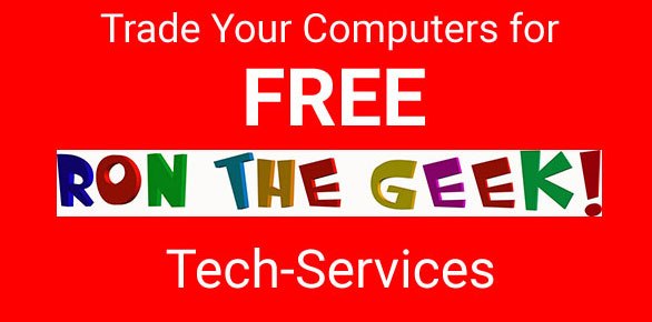 Free Ron The Geek Tech Services